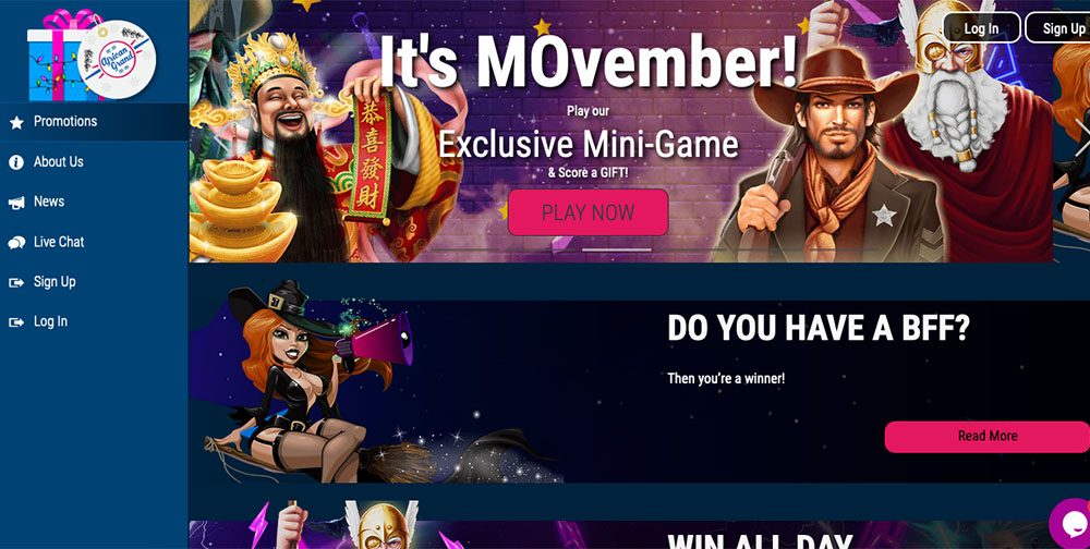 African Grand Online Casino Promotions