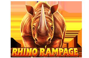 Rhino rampage Slot game