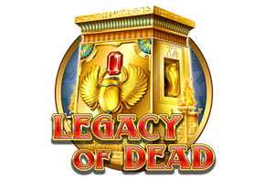 Legacy of Dead by Play'n GO