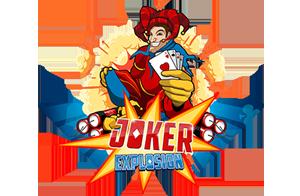 Joker Explosion by Wazdan