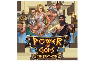 Power of the Gods: Pantheon by Wazdan