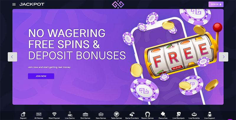 Jackpot.co.za Online Casino