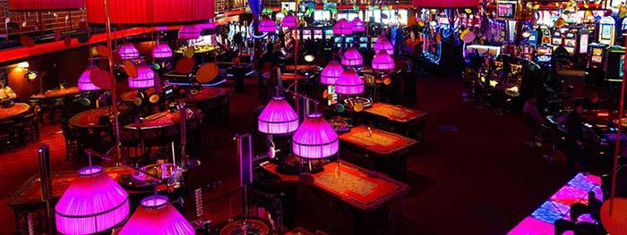 casino atmoshere