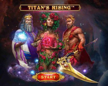 Titan's Rising logo